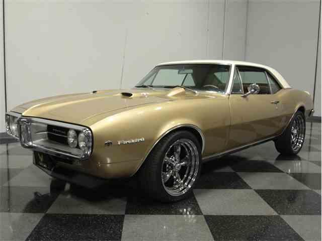 1967 Pontiac Firebird | 962496