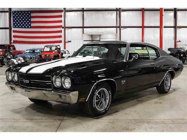 1970 Chevrolet Chevelle | 962498