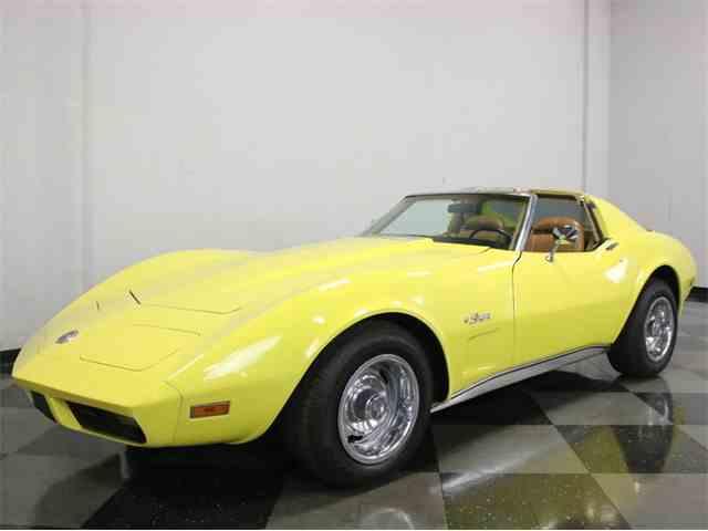 1974 Chevrolet Corvette | 962500