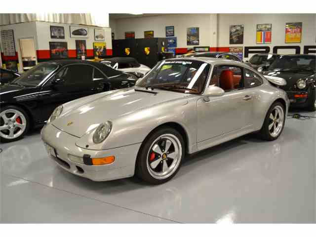 1997 Porsche 993/911   960251