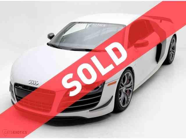 2012 Audi R8 | 962512