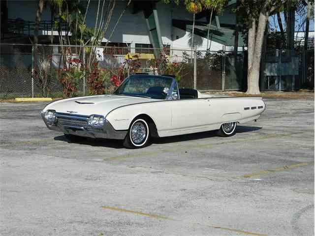 1962 Ford Thunderbird | 962513