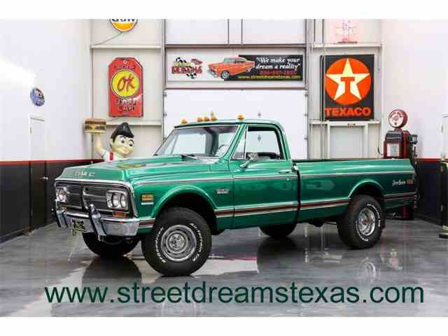 1972 GMC Sierra | 962515