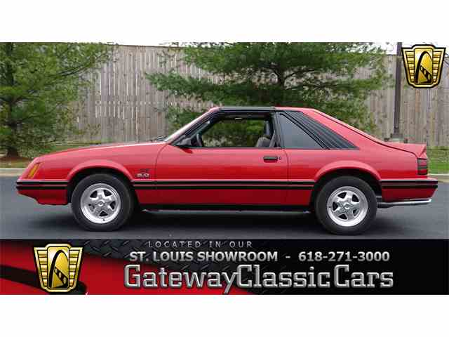 1984 Ford Mustang | 962518