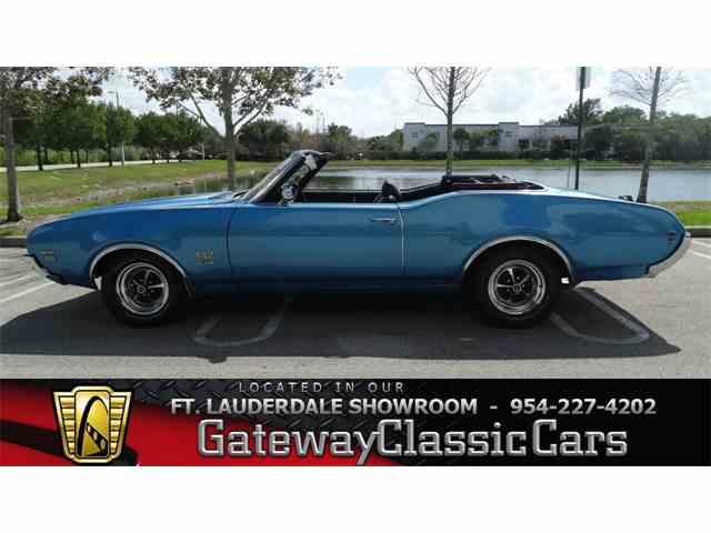 1969 Oldsmobile 442 | 962519