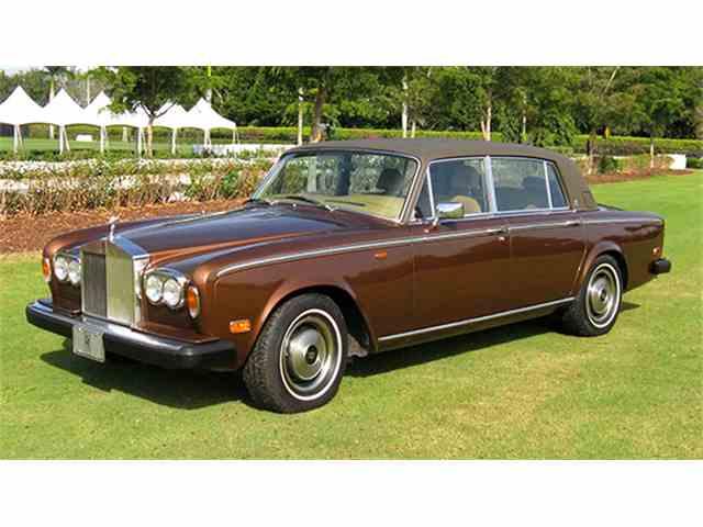 1980 Rolls-Royce Silver Wraith II Saloon | 962521