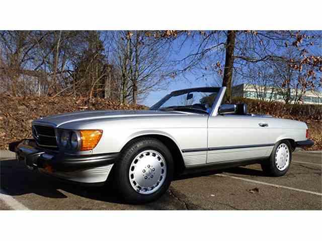 1987 Mercedes-Benz 560SL | 962523