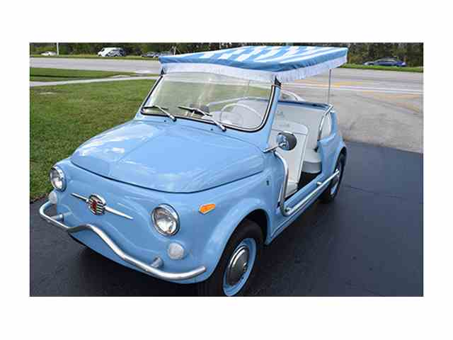 1971 Fiat Jolly Conversion | 962524