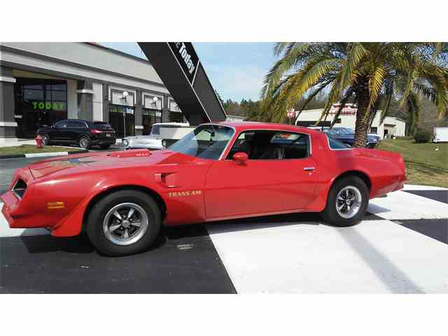 1977 Pontiac Firebird Trans Am | 960253
