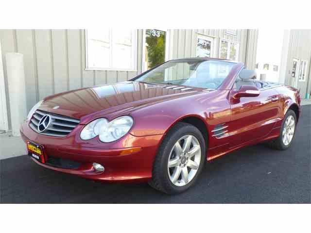 2003 Mercedes-Benz SL500 | 962530