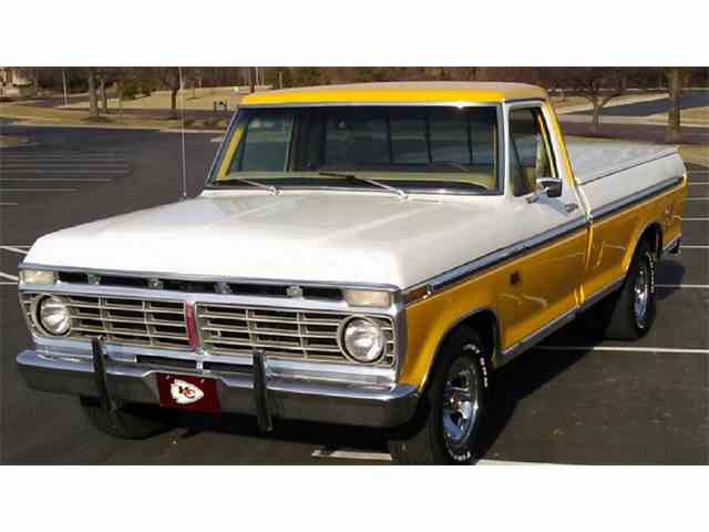 1974 Ford F100   962531