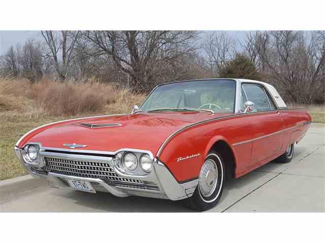 1962 Ford Thunderbird   962532