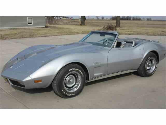 1974 Chevrolet Corvette   962533