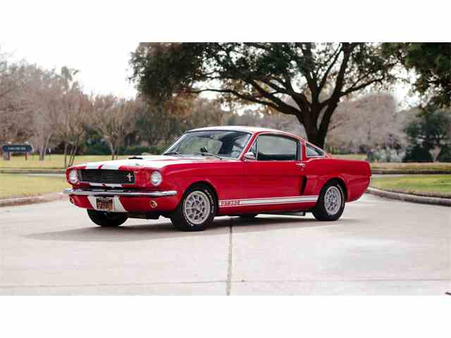 1966 Shelby GT350 | 962535