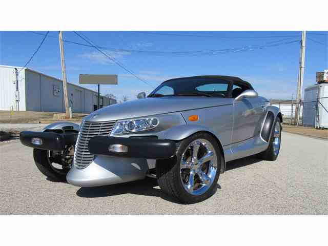 2001 Plymouth Prowler | 962536