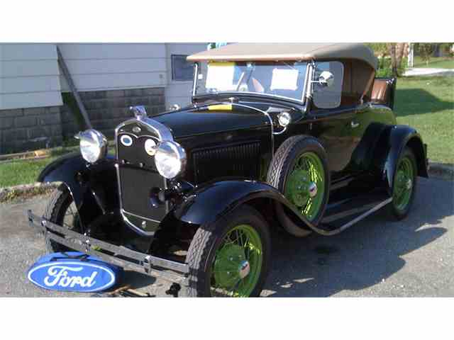 1931 Ford Model A | 962538