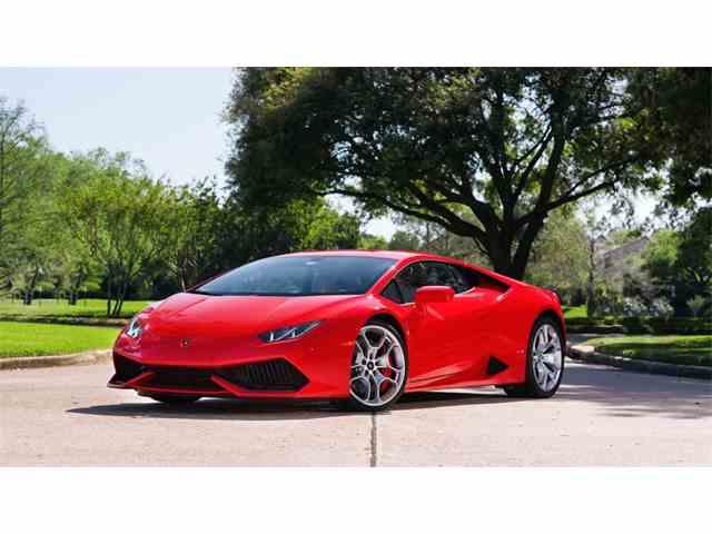 2015 Lamborghini Huracan LP610-4   962550