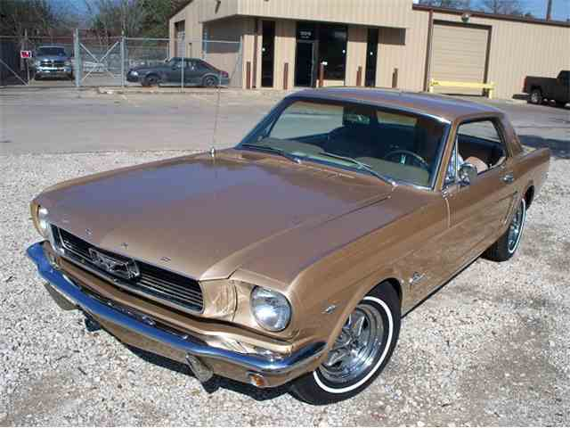 1965 Ford Mustang | 960256