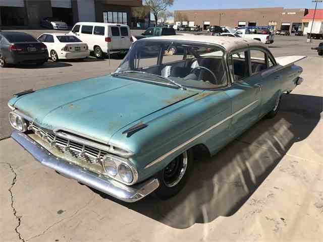 1959 Chevrolet Biscayne | 962561