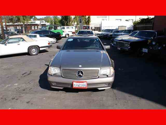 1991 Mercedes-Benz 500-Series500 SL | 962565