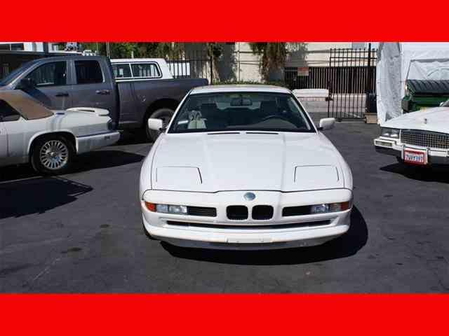 1993 BMW 8-Series850Ci   962566