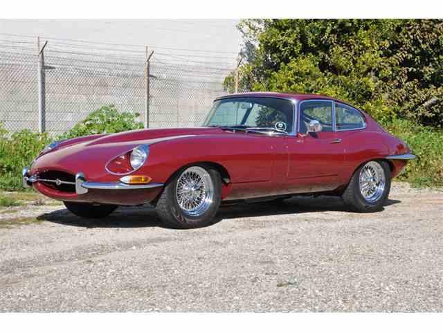 1967 Jaguar E-Type Coupe | 962568