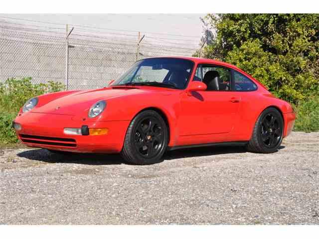 1995 Porsche 993 | 962569