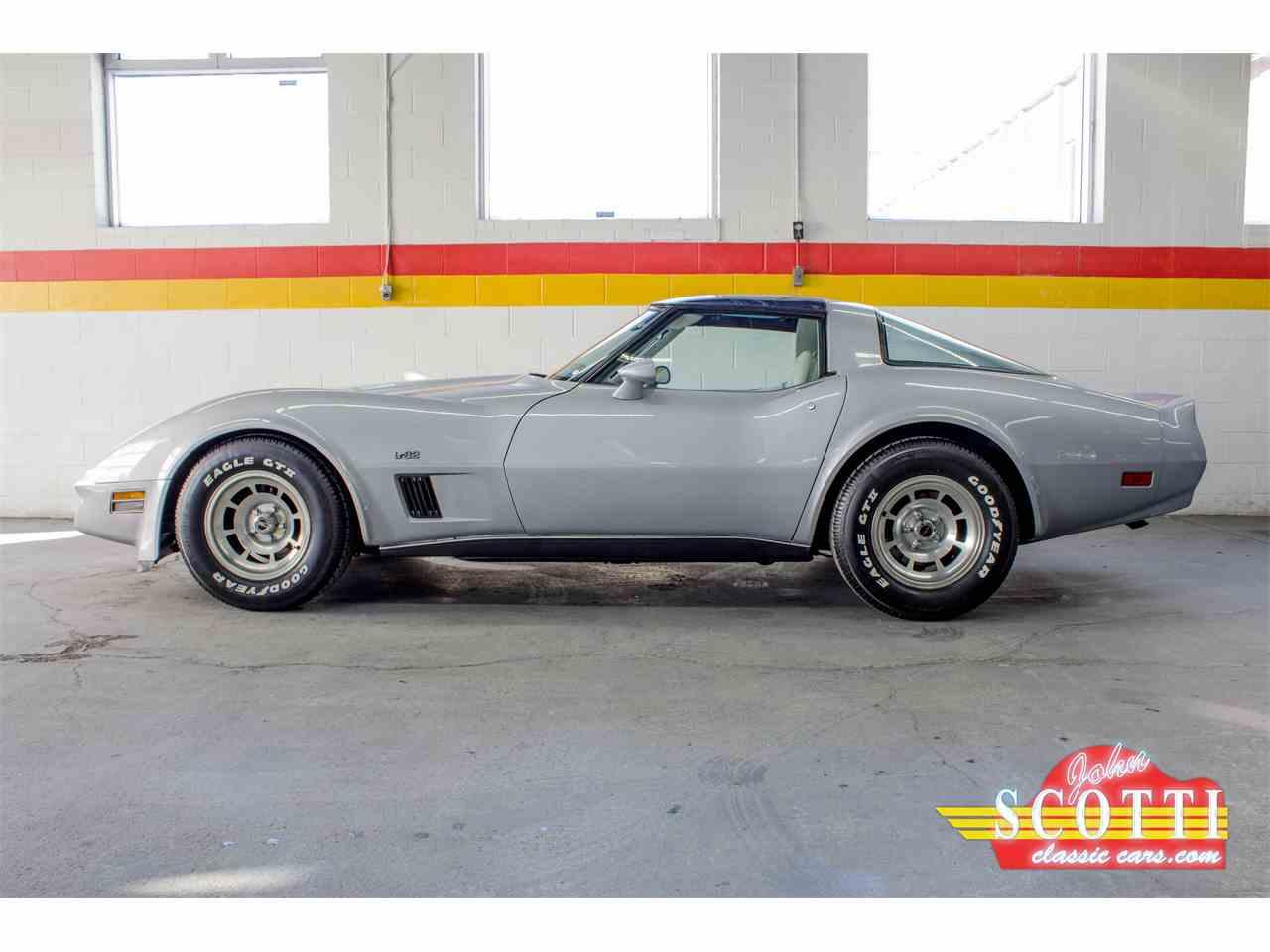 Large Picture of '80 Corvette - KKXT