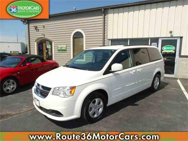 2012 Dodge Grand Caravan | 962570