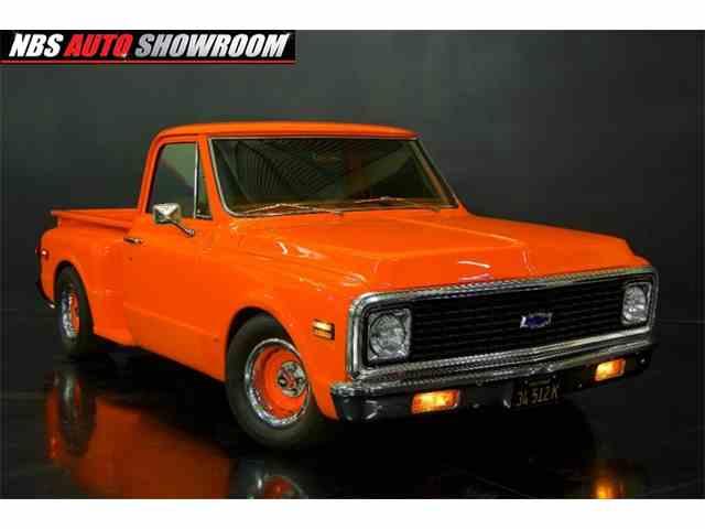 1972 Chevrolet C/K 10 | 962574