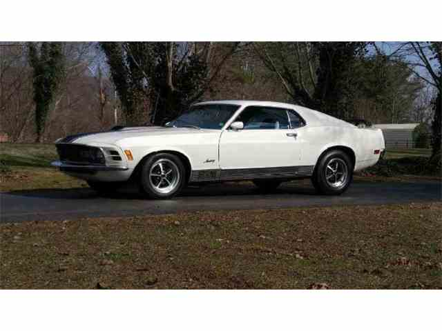 1970 Ford Mustang | 962581