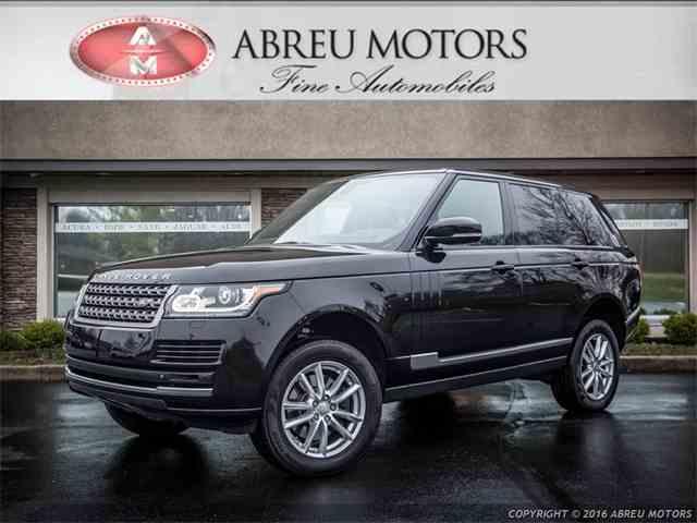2014 Land Rover Range Rover | 962582