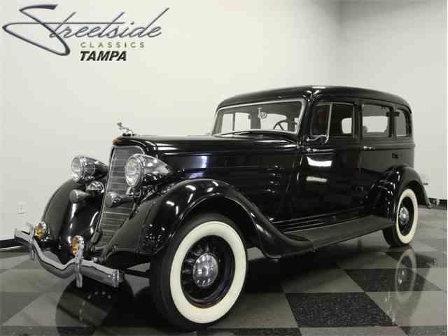 1934 Dodge Deluxe Six | 962583
