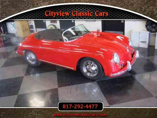 1956 Porsche 356 | 962585