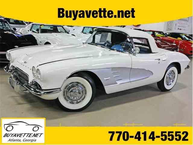 1961 Chevrolet Corvette | 962587
