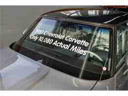 1981 Chevrolet Corvette for Sale - CC-960259