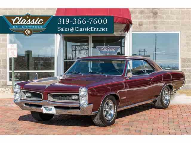 1966 Pontiac GTO | 962593