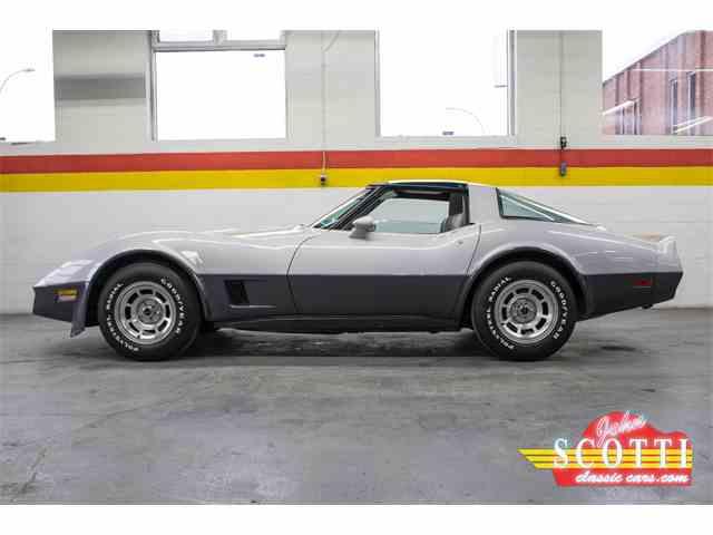 1981 Chevrolet Corvette | 960260