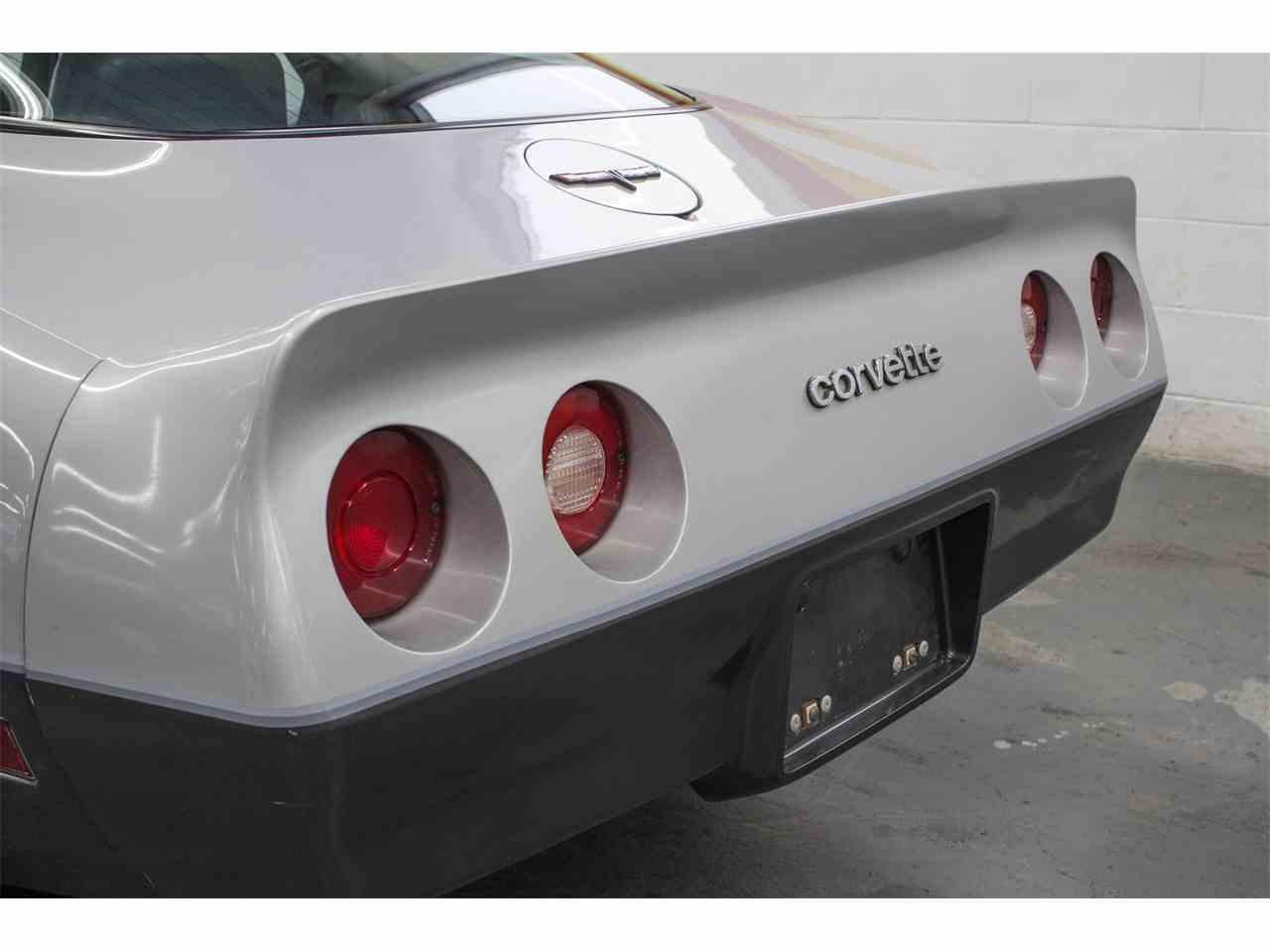 Large Picture of '81 Corvette - KKXW
