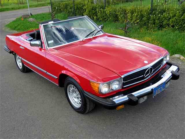 1980 Mercedes-Benz 450SL | 960261