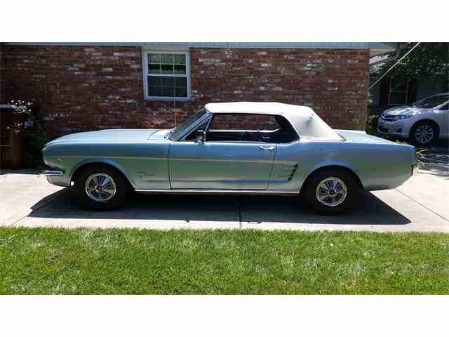 1966 Ford Mustang | 962616