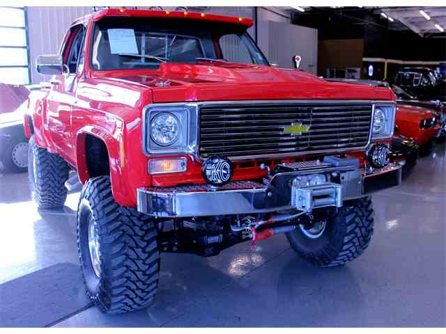 1976 Chevrolet K-10 | 962622