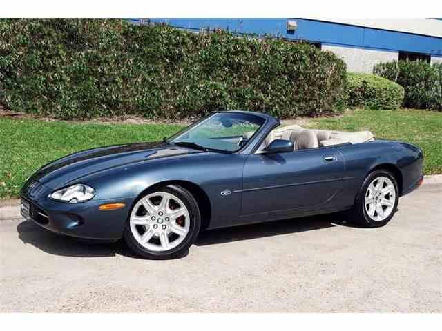 2000 Jaguar XK8 | 962625