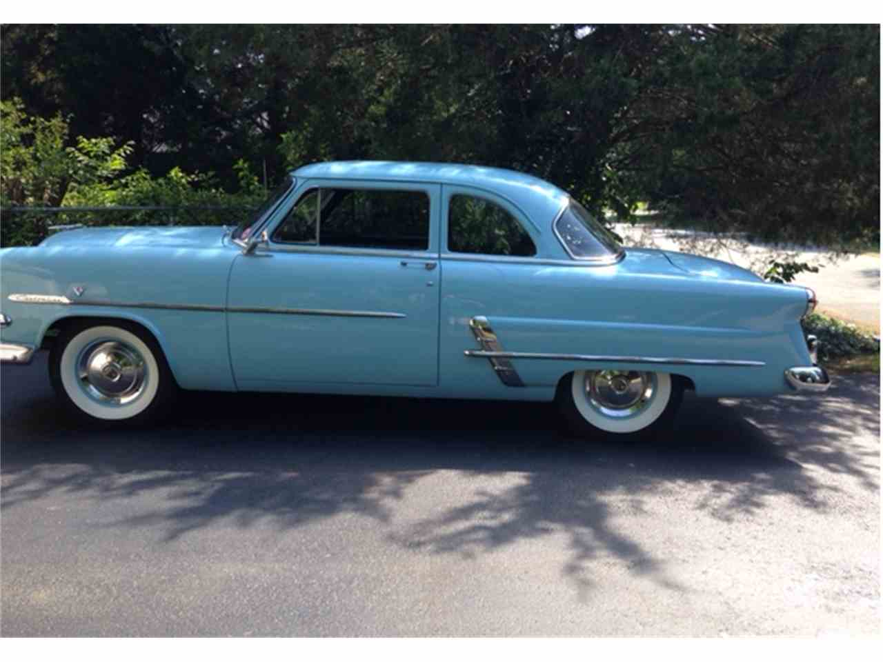 1952 to 1954 Ford Customline for Sale on ClassicCarscom  6 Available
