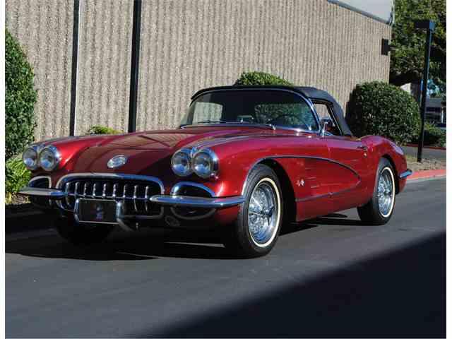 1958 Chevrolet Corvette | 962634