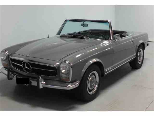 1966 Mercedes-Benz 230SL | 962636