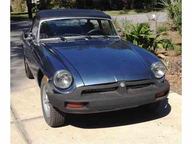 1974 MG B Convertible | 960264