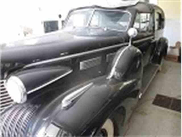 1940 Cadillac Series 75 | 962640