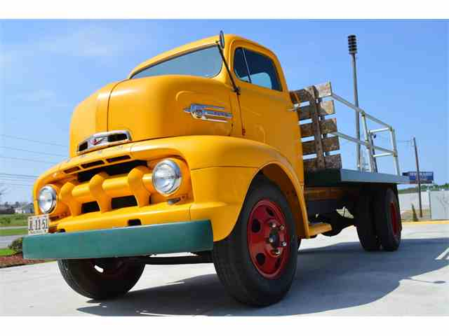 1952 Ford F6 | 962646