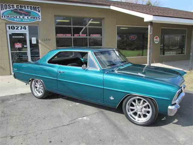 1966 Chevrolet Chevy II Nova | 962651